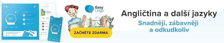 EasyLingo.cz - začněte zdarma